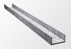 Швеллер стальной г/к ГОСТ 8240-97 № 14Э
