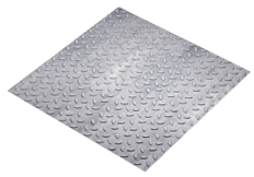 Лист рифленый 10 ромбическое рифление ГОСТ 8568-77
