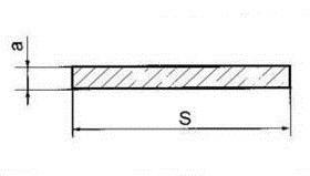 Полоса г/к 4х100 ГОСТ 103-76