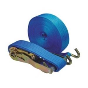 Ремень стяжной 4,0/8000 50мм синий 10м рабочая нагрузка 2000кг